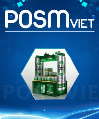 Xưởng Sản Xuất POSM giá rẻ tại HCM, Hà Nội