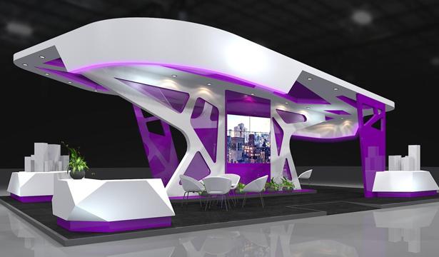 Chuyên thiết kế gian hàng triển lãm chuyên nghiệp tại Bắc Giang