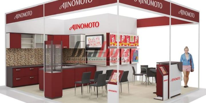 Chuyên thiết kế gian hàng triển lãm chuyên nghiệp tại Sóc Trăng