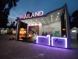 Chuyên thiết kế gian hàng triển lãm chuyên nghiệp tại Thái Bình