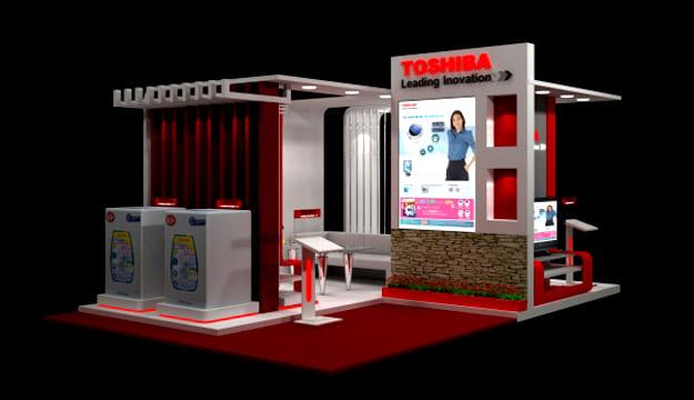 Chuyên thiết kế gian hàng triển lãm chuyên nghiệp tại Thừa Thiên Huế