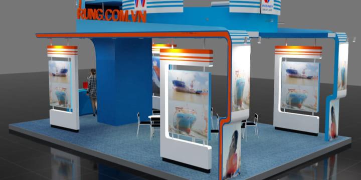 Công ty sản xuất gian hàng triển lãm tại Thành phố Hồ Chí Minh